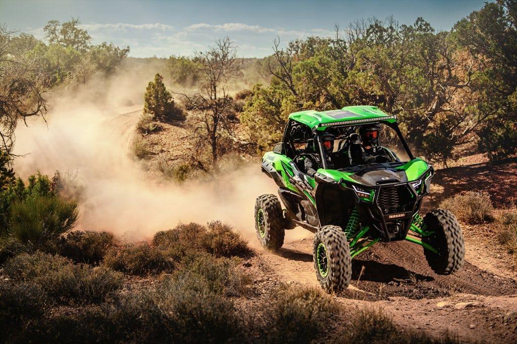 New 2020 Kawasaki Teryx Krx1000 First Look Utv Action