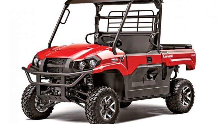 Seizmik Black Framed 1//2 Upper Door Kit for 2015-2018 Kawasaki Mule Pro FX//FXT Models